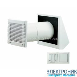 Рекуператор  Вентс ТвинФреш РА-50