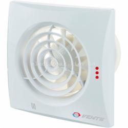 Вентилятор на подшипниках Вентс Квайт 125, оборудован обратным клапаном