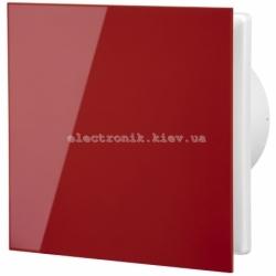 Вентилятор Вентс 100 Солид Красный