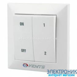 Переключатель скорости вентилятора Вентс П2-10
