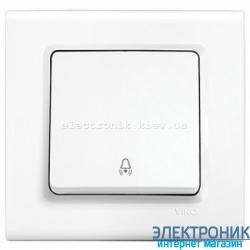 Кнопка звонка VIKO Linnera Белый (90400006)