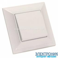 Neoline выключатель 1-кл. кремовый