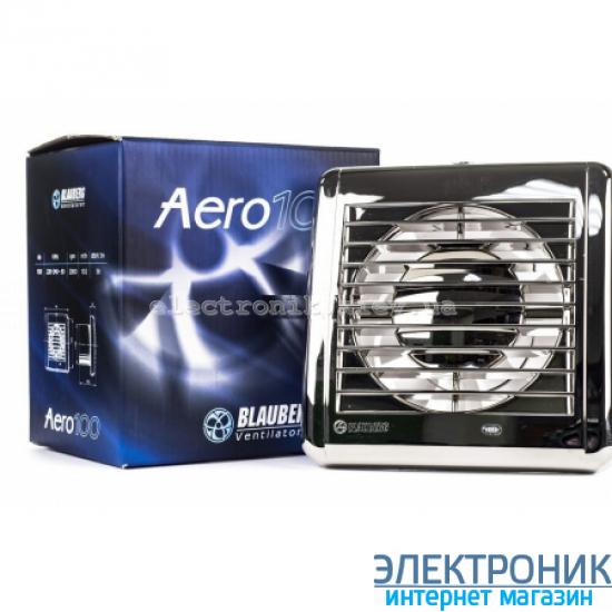 BLAUBERG AERO Chrome 100 - вытяжной вентилятор