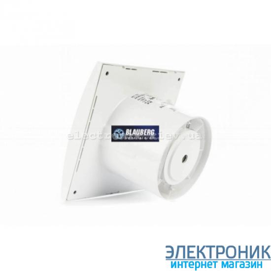 BLAUBERG SILEO 125 Т - вытяжной бесшумный вентилятор с таймером