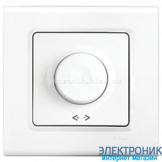 Светорегулятор 600W RL VIKO Linnera Белый (90400020)