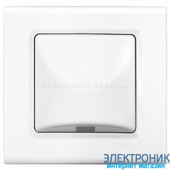 VIKO by Panasonic Linnera Белый Кабельный вывод (90400077)